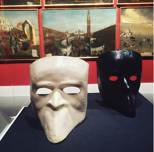Behind the mask in 18th-century Venice