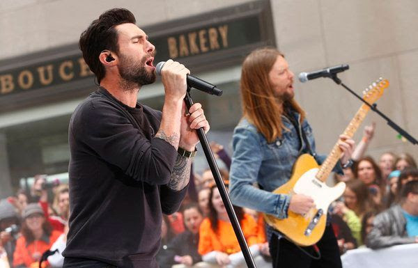 Maroon 5 : Today (June 2013) photo NUP_156739_0117.jpg