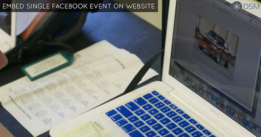 How To Embed Single Facebook Page Event On Website? Step By Step Guide!