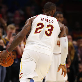 Nike Reportedly Investigating Why LeBron James' Jersey Tore vs. Celtics