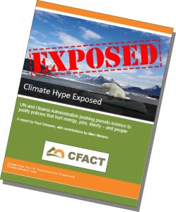 Climate hype exposed cover