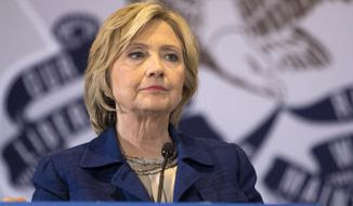 The FBI has reportedly recovered emails that former Secretary of State Hillary Rodham Clinton said were wiped from her server because she deemed them personal. (Associated Press)