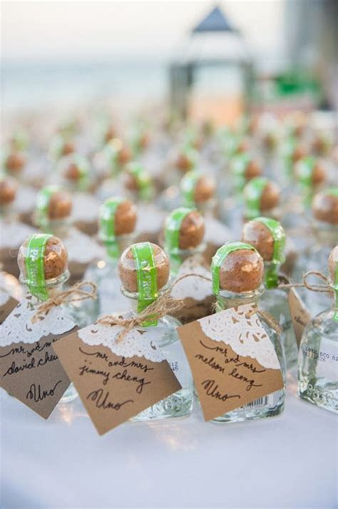 Alcohol Themed Wedding Favors   Wedding Favors   Alcohol