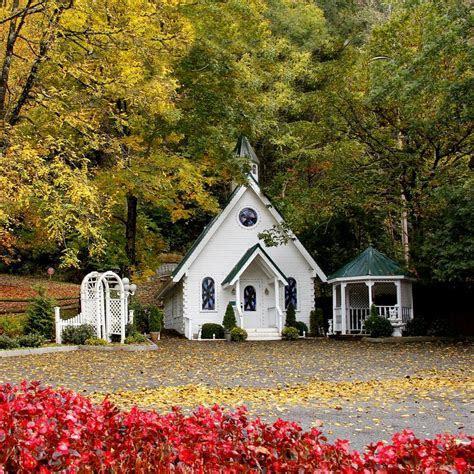 Gatlinburg Wedding Chapels   Gatlinburg   Pinterest