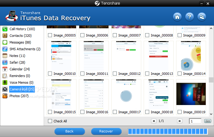 Tenorshare iTunes Data Recovery Review