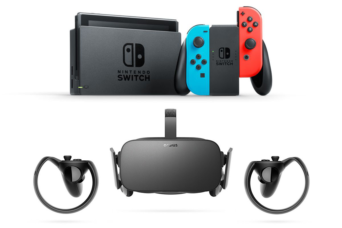 Weekend deals: Nintendo Switch available again, plus best Oculus Rift VR bundle yet screenshot
