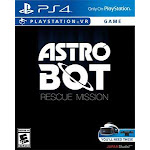 Astro Bot Rescue Mission VR for PlayStation 4