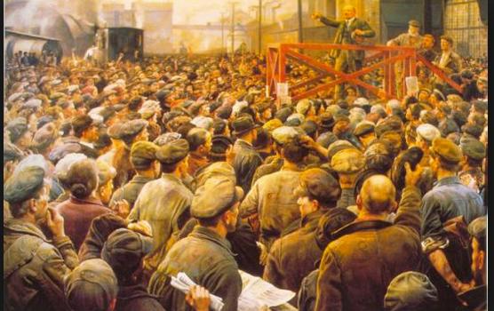 Metal İşçileri Birliği – MİB ha aggiunto 6 nuove foto. Ieri alle 7:32 · İşçi sınıfının Büyük Ekim Devrimi 99. Yılında! 7 Kasım 1917'de (o zaman Rusya'da kullanılan takvime göre […]