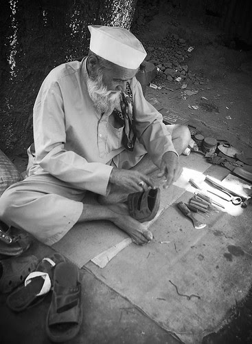 This Dalit Cobbler Is A Hardcore Devotee of Haji Malang Baba by firoze shakir photographerno1