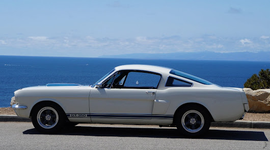 John Saia's 1966 Ford Mustang Shelby GT350