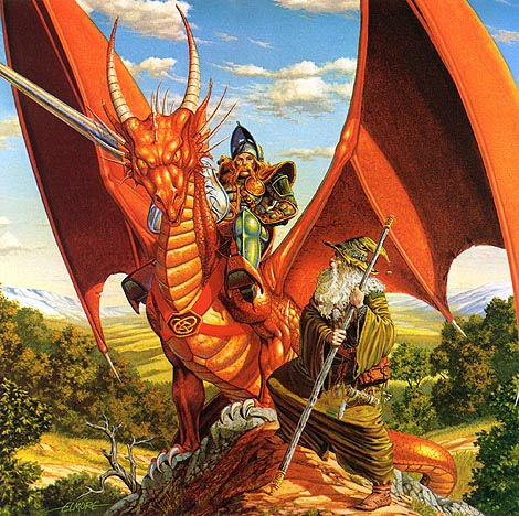 Dragons of Renewal DL9: Dragons of Deceit
