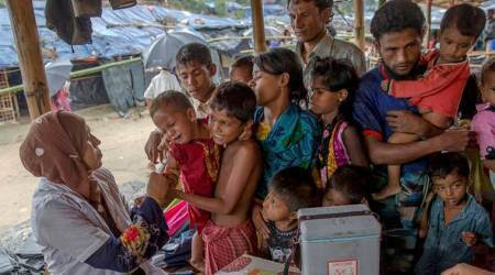 90% Rohingya refugees in Bangladesh under-nourished: UN