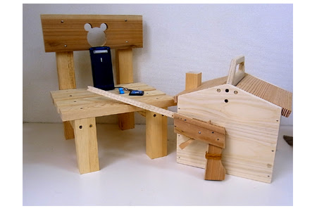 木工教室サンプル写真