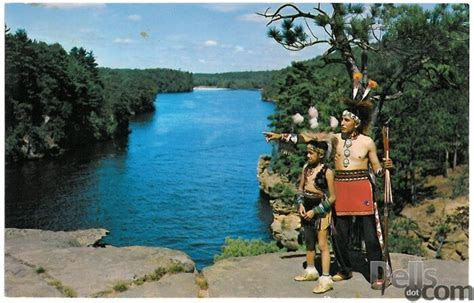 Photo : Vintage Wisconsin Dells Images
