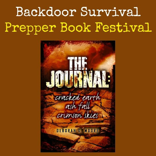Prepper Book Festival 13: The Journal Series | Backdoor Survival
