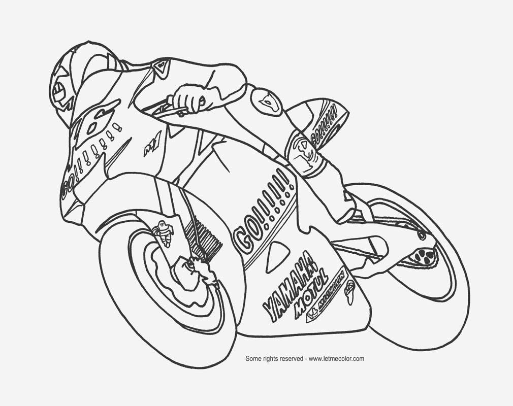 97 Gambar Motor Gp Untuk Di Warnai Terbaru Dan Terlengkap Puzzle