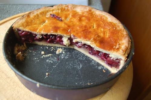 cherry pie Aug 13