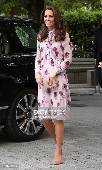 The Duke & Duchess Of Cambridge And Prince Harry Celebrate World Mental Health Day With Heads Together : News Photo