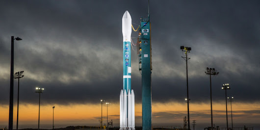 America's oldest rocket just made its penultimate flight