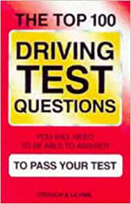 Amazon.co.jp: The Top 100 Driving Test Questions and ...