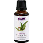 Now Eucalyptus Oil - 1 oz.