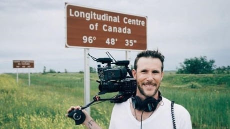 N.B. filmmaker on cross-country adventure for Chinese TV