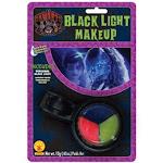 Zombie Black Light Makeup Kit