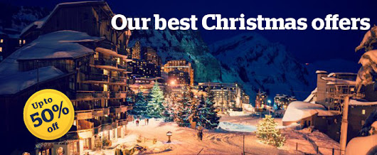 Our best Christmas offers | Powderbeds