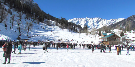 Book Best Budget Shimla Manali Honeymoon Tour Packages | Himachal Travel Experts