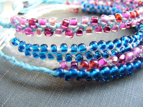 New bracelet fun
