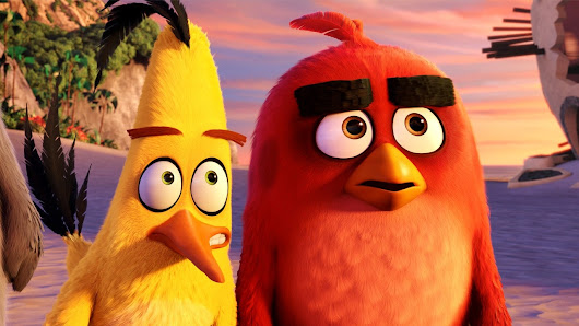Angry Birds: From Mobile App to Full-Fledged Movie - IGN
