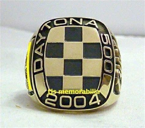 2004 DAYTONA 500 CHAMPIONSHIP RING DALE EARNDHART JR