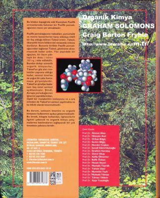 Organik Kimya Graham Solomons Literatür yayınevi
