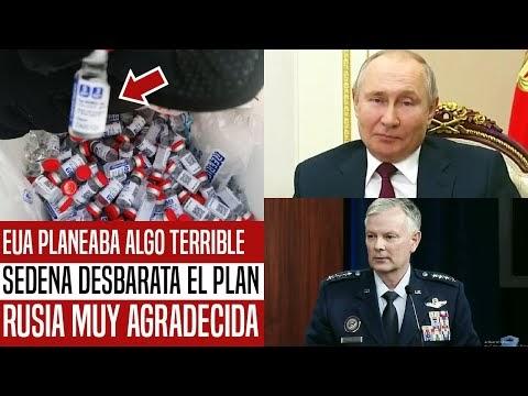 NO VAS A CREERLO! EJÉRCITO DESBARATA PLAN DE EUA VS RUSIA. ESTO QUE IBAN...