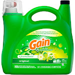 Gain AromaBoost Original Ultra Concentrated Liquid Laundry Detergent 200 fl. oz.
