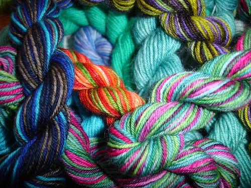 sock yarn blankie (8)