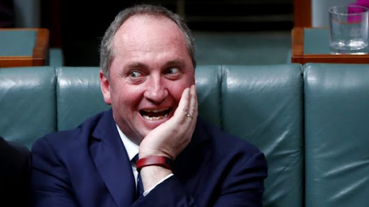 Barnaby joyce does no longer recognize marriage