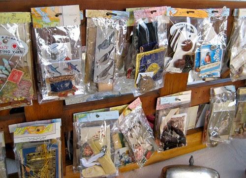 packaged treasures
