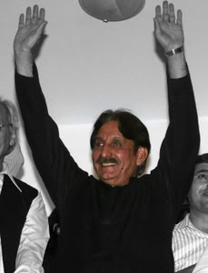 Iftikhar Chaudhry released
