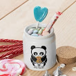 Cute and Happy Lifestyle: Love Panda® Candy Jar