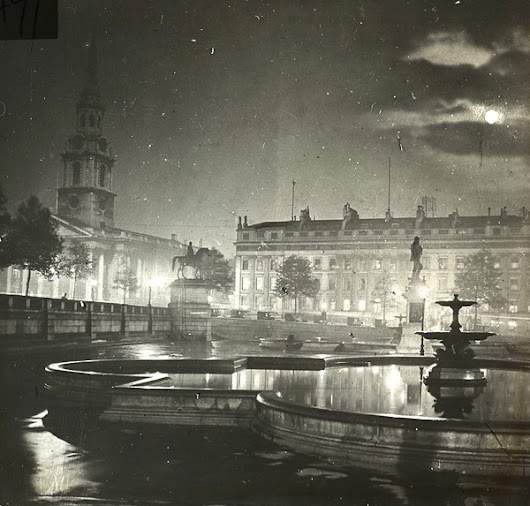 Nights In Old London | Spitalfields Life