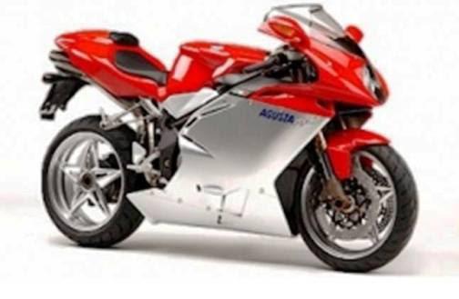 Top 10 Tercepat Sepeda motor tahun 2012