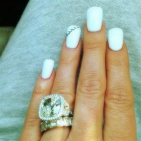 "Kim Zolciak Biermann's white hot 10 carat cen   ""Ever"