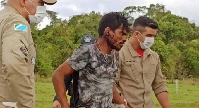Lázaro Barbosa foi capturado? Homem é espancado após ser confundido com o 'serial killer de Brasília'