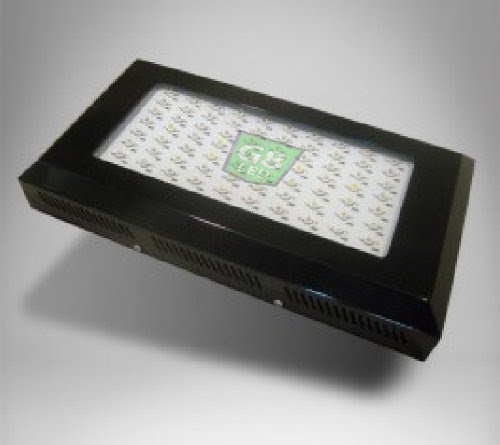 G8LED 240 Watt LED Grow Light Review