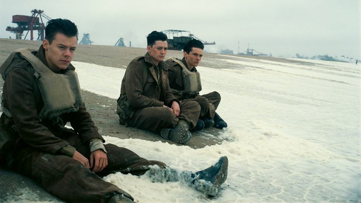 Review: Dunkirk screenshot
