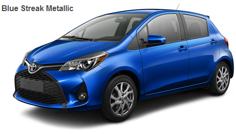 2015 Toyota Yaris Hatchback Review