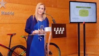 La presidenta de la comunitat de Madrid, Cristina Cifuentes (EFE)