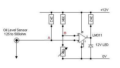 Fisher Fury R1 Engine Electrics