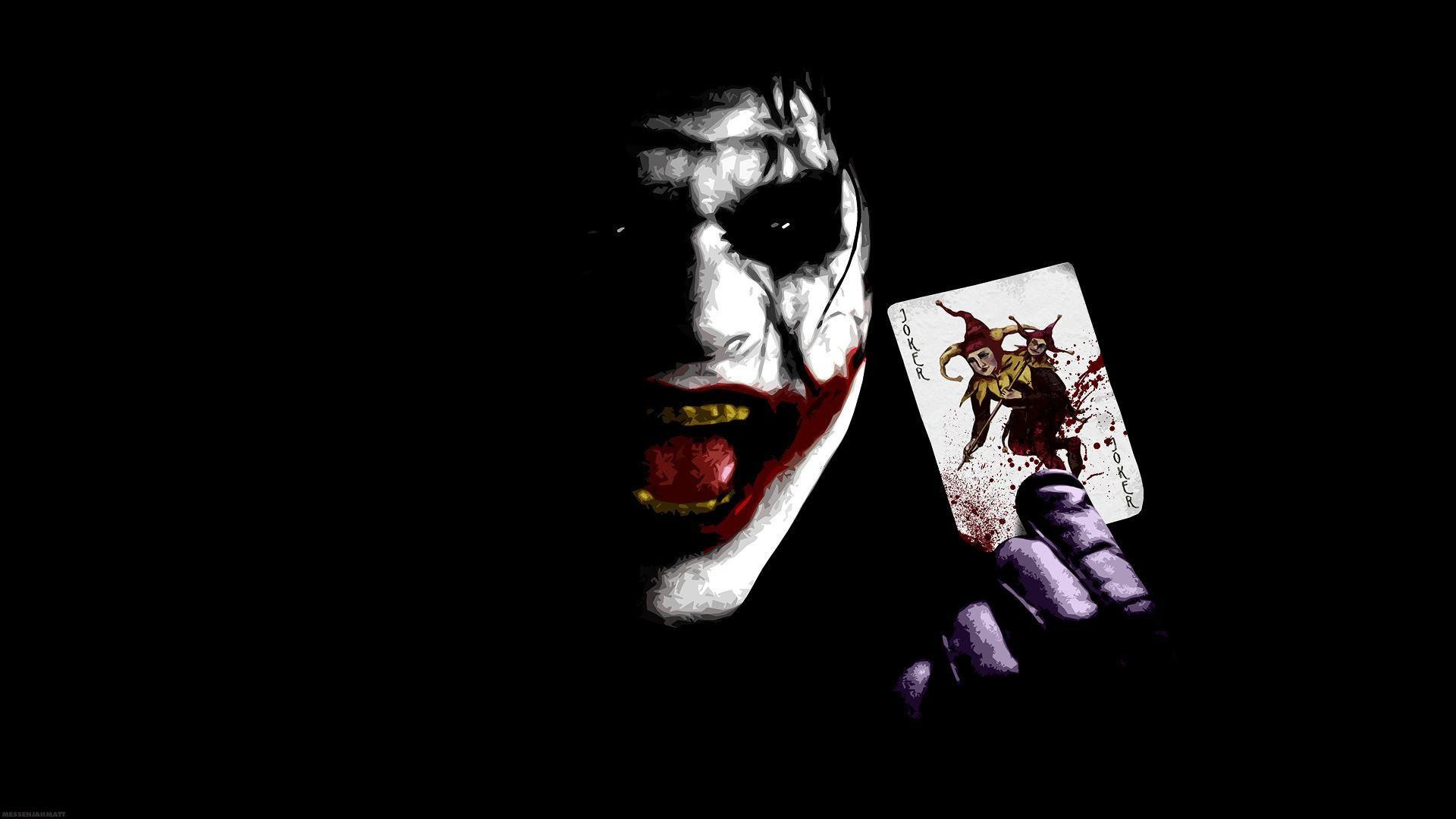 Iphone Scary Joker Wallpaper Hd - wallpaper